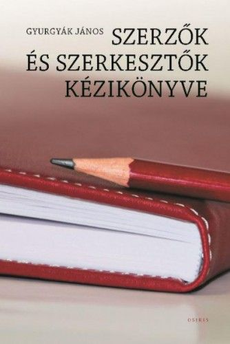 Szerzők és szerkesztők kézikönyve