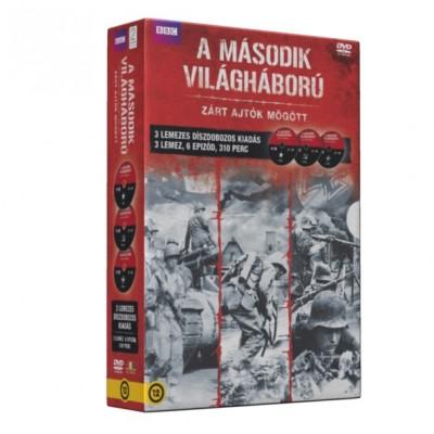 BBC Második világháború díszdoboz 3 lemezes (1-3.) - DVD