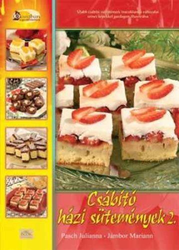 Csábító házi sütemények 2.