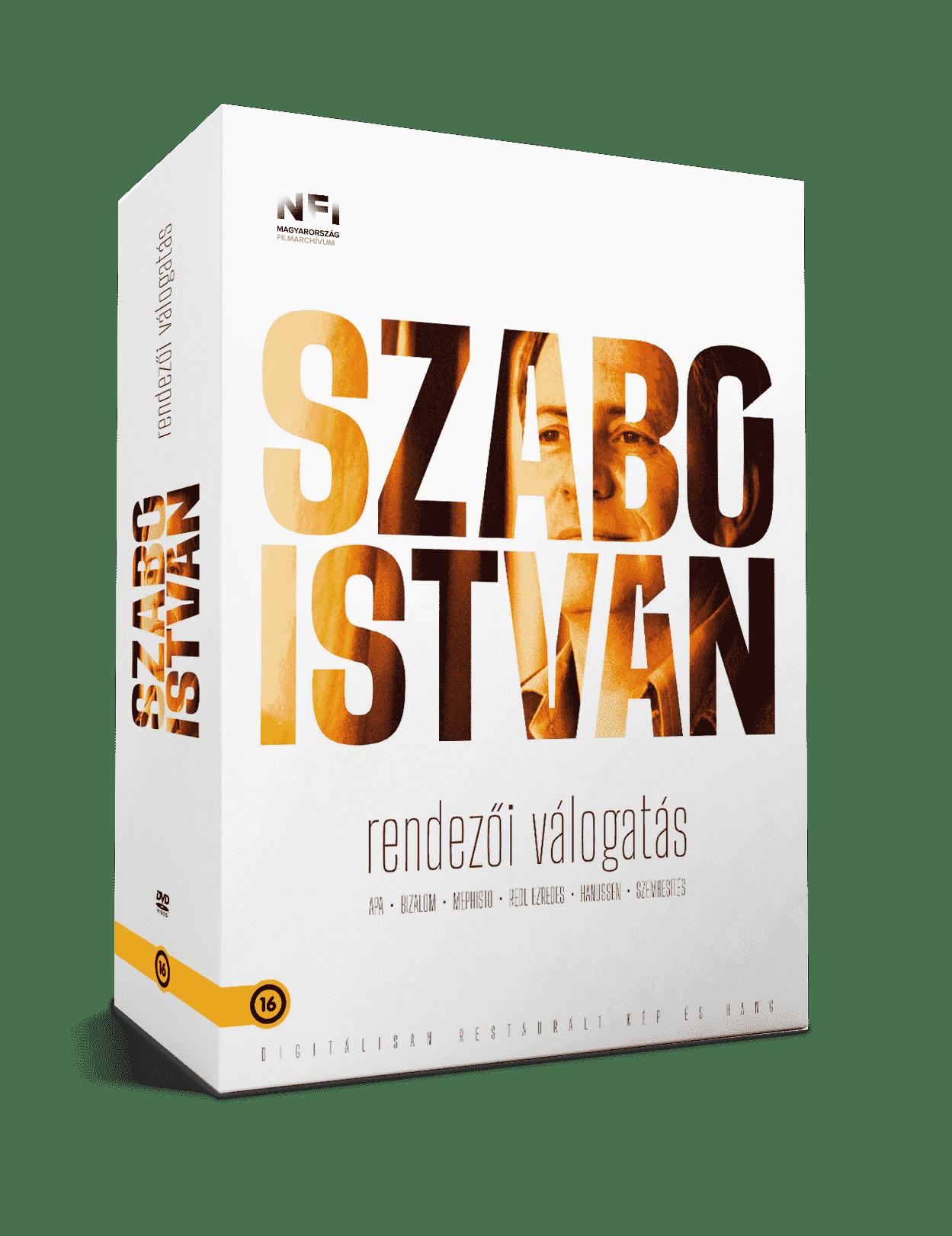 Szabó István díszdoboz - Rendezői válogatás - DVD