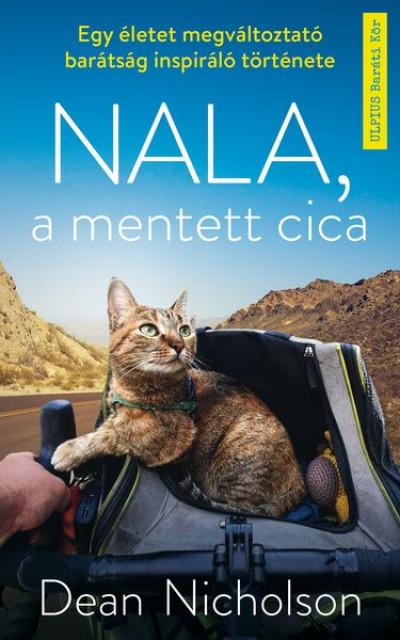 Nala, a mentett cica