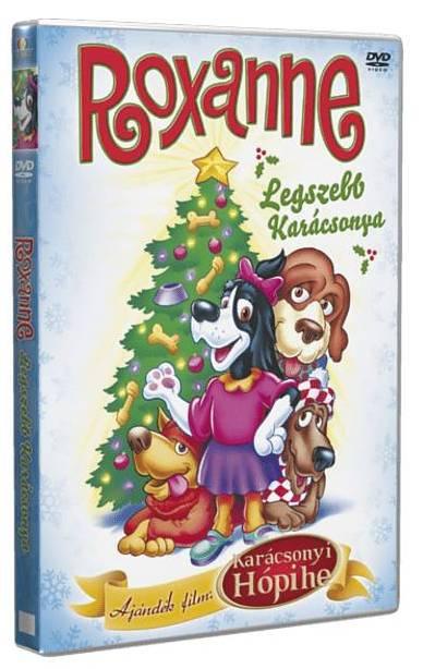Roxanne legszebb karácsonya - DVD