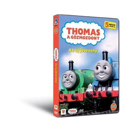 Thomas 14. - Az új jövevény - DVD