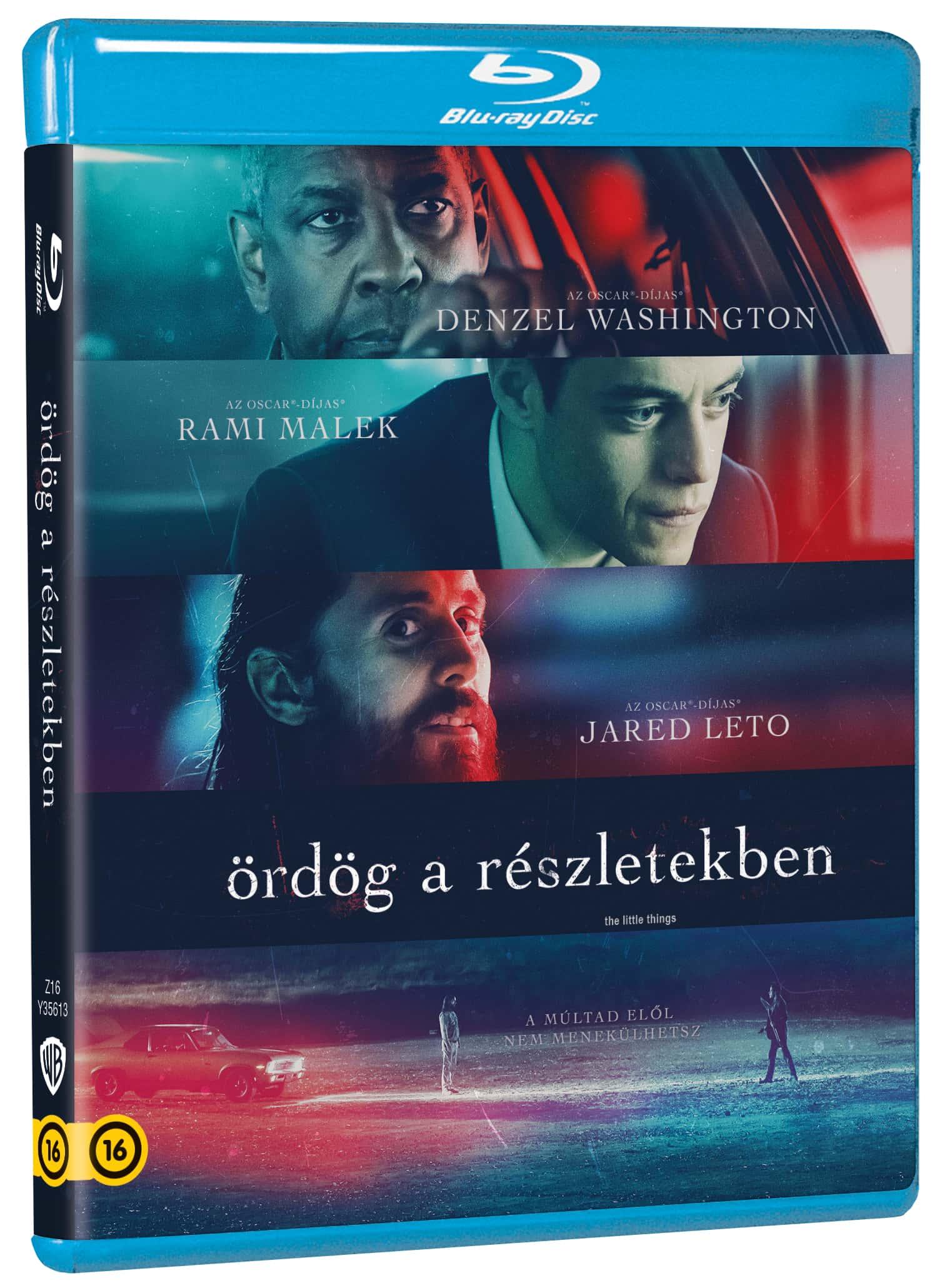 Ördög a részletekben - Blu-ray
