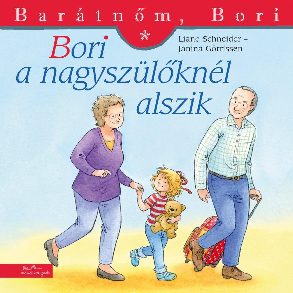 Bori a nagyszülőknél alszik - Barátnőm, Bori