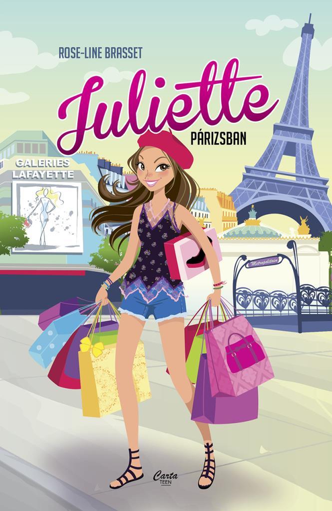 Juliette Párizsban