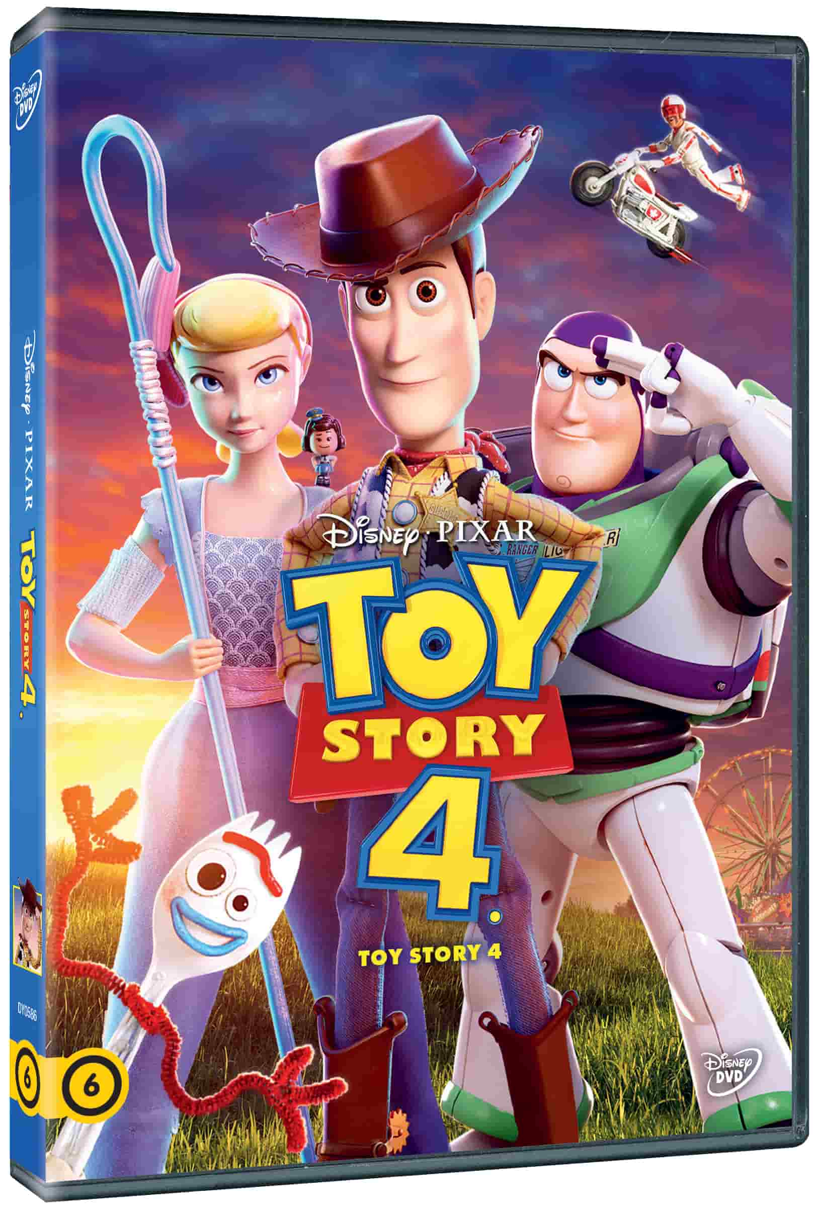 Toy Story 4. - DVD