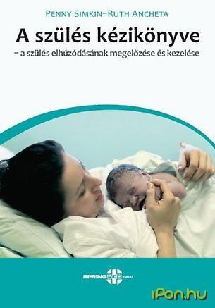 A szülés kézikönyve -  pdf epub