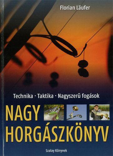 Nagy horgászkönyv