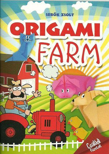 Origami farm - családi füzetek