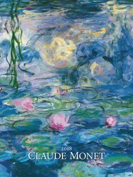 SG Naptár 2018 Claude Monet