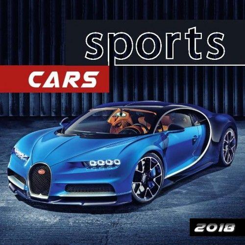 SG Naptár 2018 Sport Car