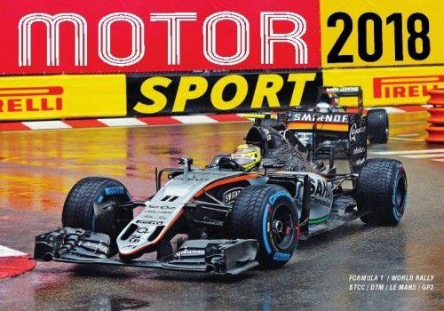 SG Naptár 2018 Motor Sport