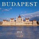 Budapest Hűtőmánges Öröknaptár