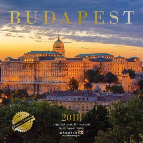 Budapest Prémium naptár - 2018