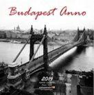 Budapest Anno Hűtőmágnes Öröknaptár