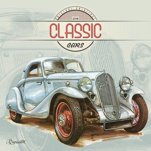 Classic Cars 2018 - Naptár