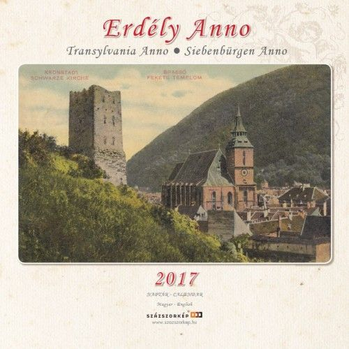 Erdély Anno - 2017 - falinaptár