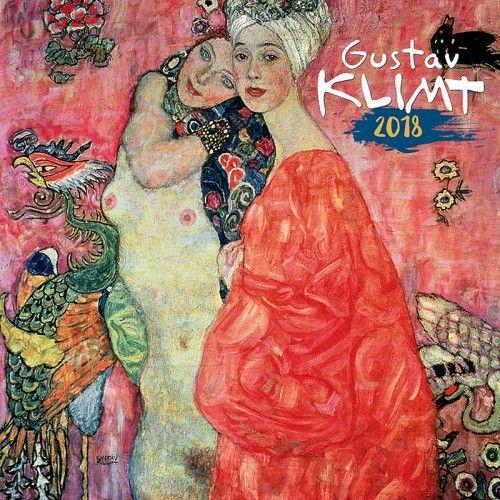Gustav Klimt 2018 - Naptár