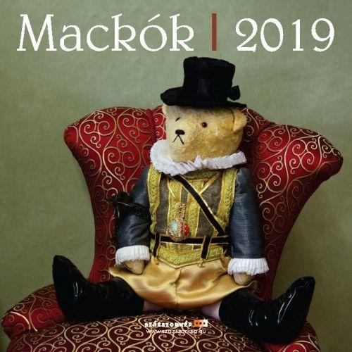 Mackók - Naptár 2019 -  pdf epub