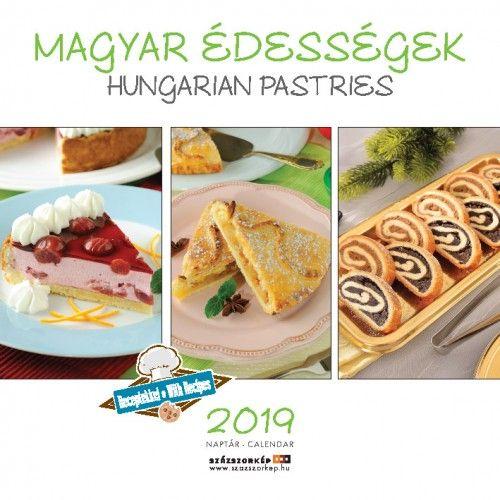 Magyar Édességek - Naptár 2109