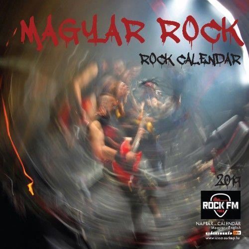 Magyar Rock Naptár 2019