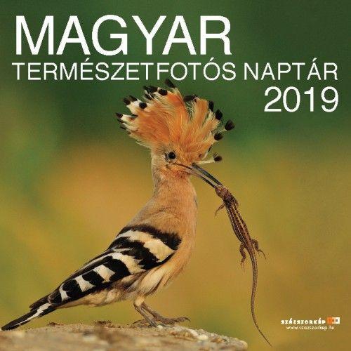 Magyar Természetfotós Naptár 2019