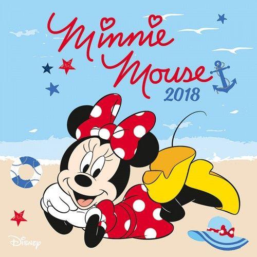 Minnie 2018 - Naptár