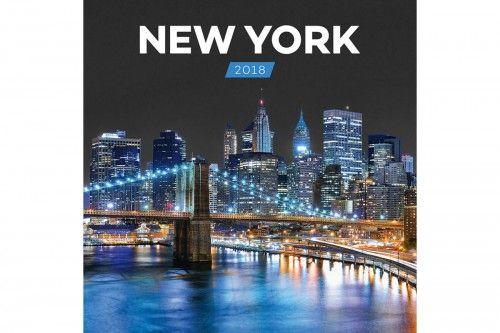 New York 2018 - Naptár