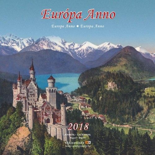 Európa Anno - Naptár 2018