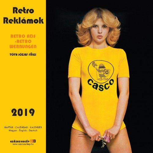 Retro Reklámok 2019