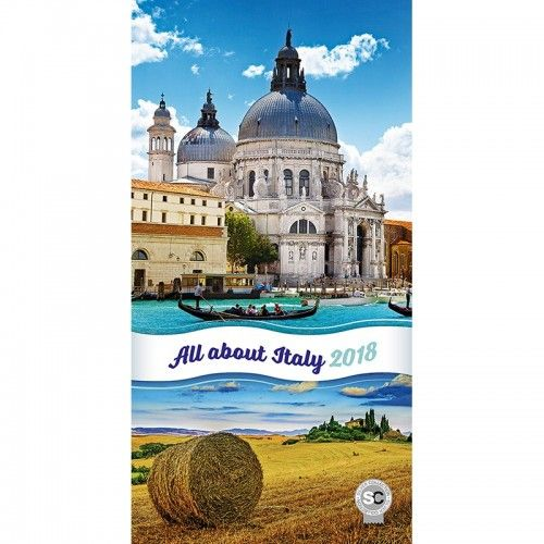 All about Italy 2018 - Naptár