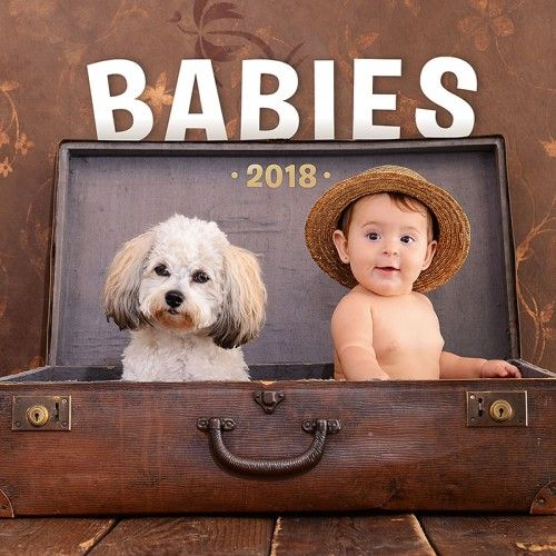 Babies 2018 - Naptár