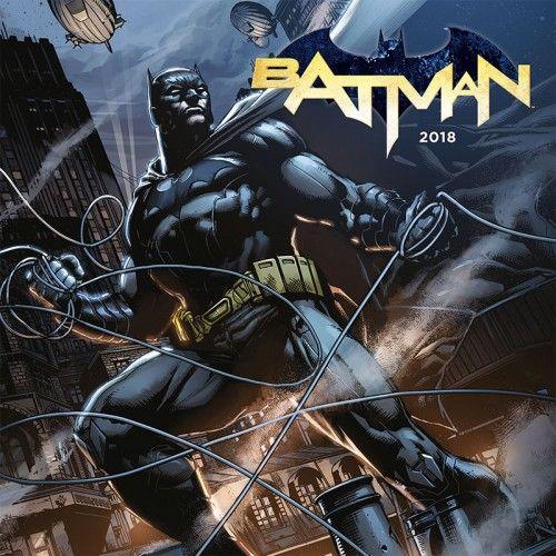 Batman 2018 - Naptár