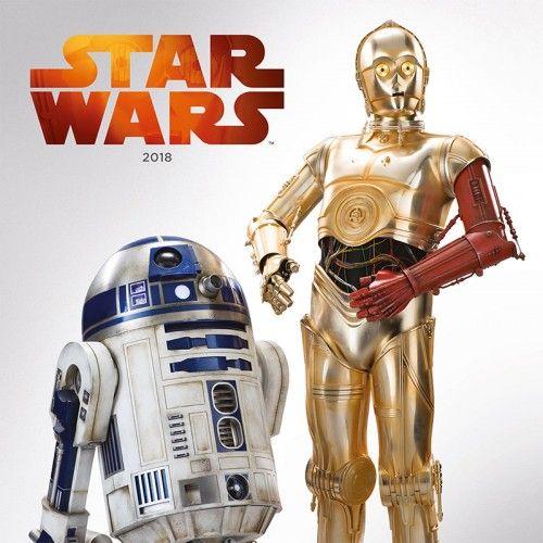 Star Wars 2018 - Naptár