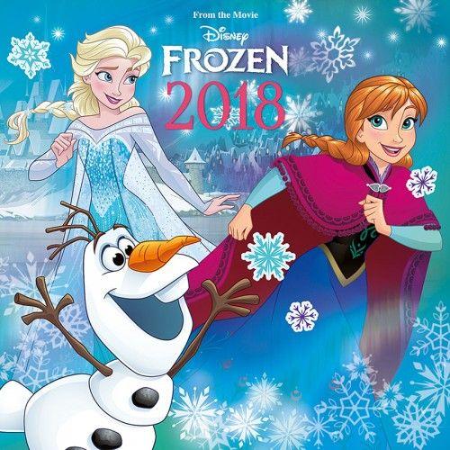 Frozen 2018 - Naptár
