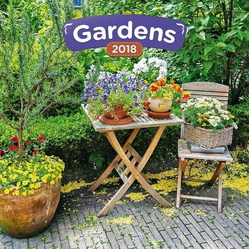 Gardens 2018 - Naptár