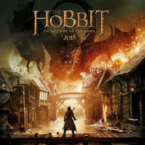 Hobbit 2018 - Naptár
