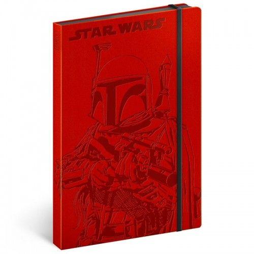 Star Wars – Hunter jegyzetfüzet