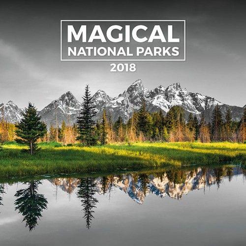 Magical National Parks 2018 - Naptár