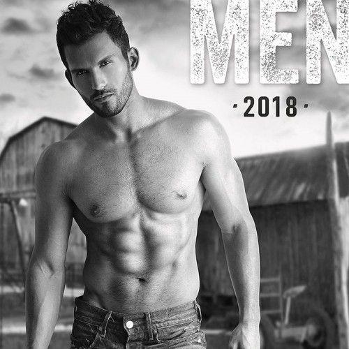 Men 2018 - Naptár