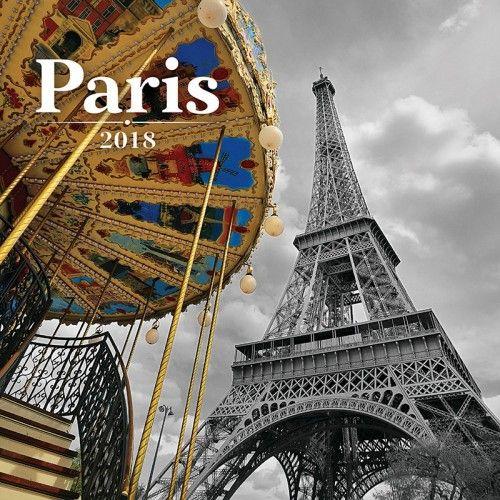 Paris 2018 - Naptár