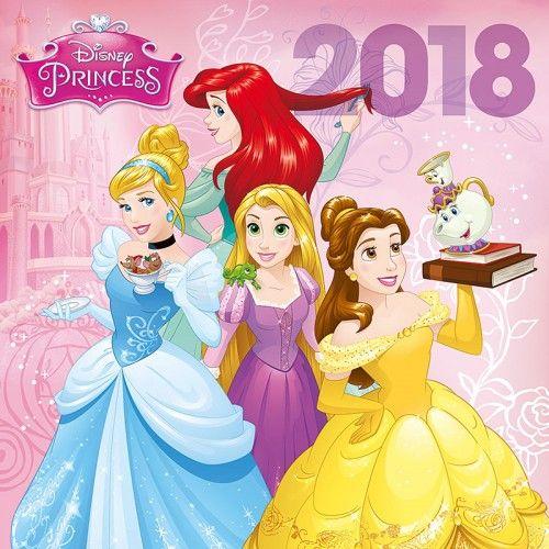 Princess 2018 - Naptár