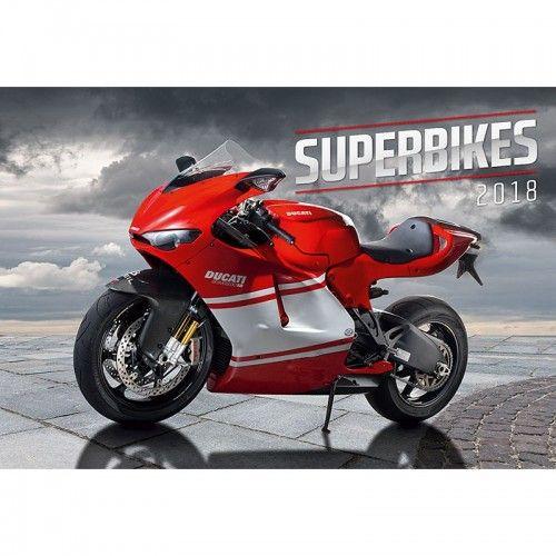 Superbikes 2018 - Naptár