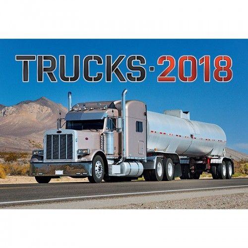 Trucks 2018 - Naptár