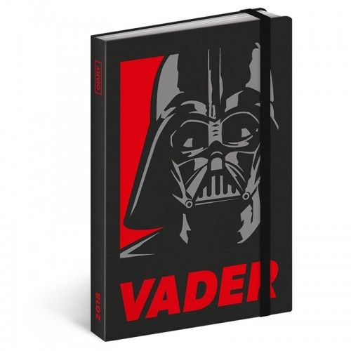 Star Wars – Vader 2018 - határidőnapló