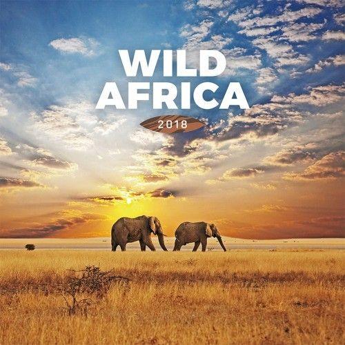 Wild Africa 2018 - Naptár