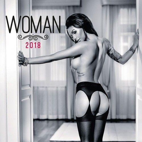 Woman 2018 - Naptár