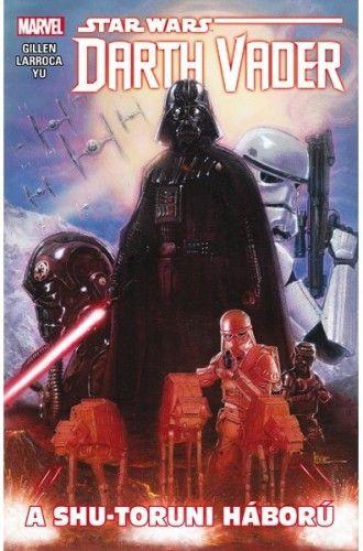 Star Wars - Darth Vader: A shu-toruni háború - Kieron Gillen pdf epub