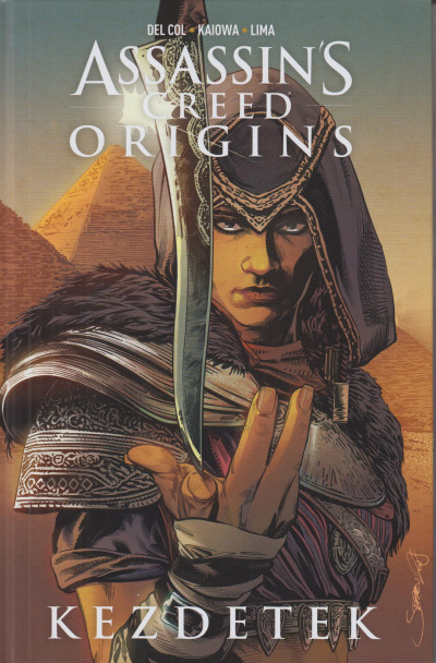 Assassin's Creed: Origins - Kezdetek